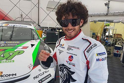 Carrera Cup Italia, Misano: Quaresmini-rock suona la sveglia
