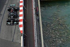 Mobil Mercedes Cocok dengan 90 Persen Sirkuit F1