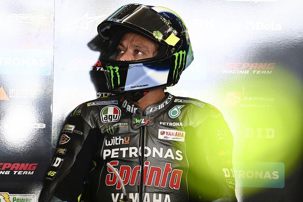 HIVATALOS: Rossi a szezon végén visszavonul