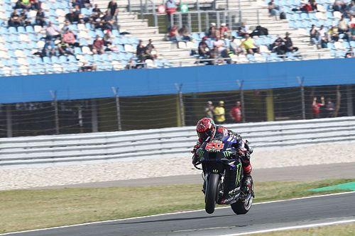 WK-stand na de MotoGP TT van Assen