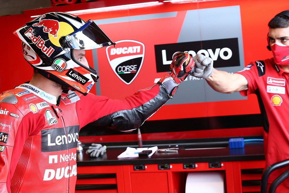 Miller: Ducati's 2021 MotoGP line-up change proven right