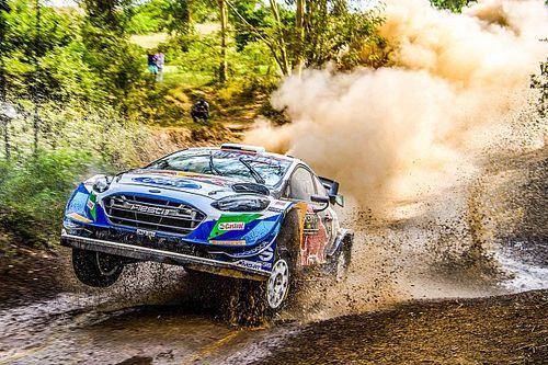 Pénalisé, Fourmaux perd sa quatrième place au Safari Rally
