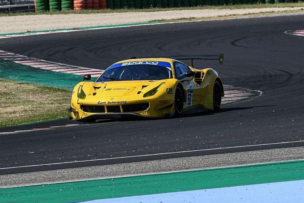 GT Italiano: AF Corse e RAM regalano la doppia Pole alla Ferrari