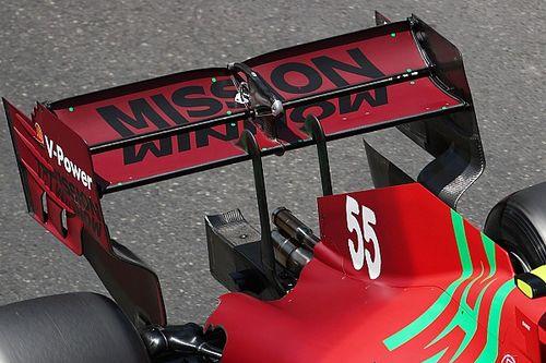 Ferrari removes Mission Winnow logos for EU F1 races
