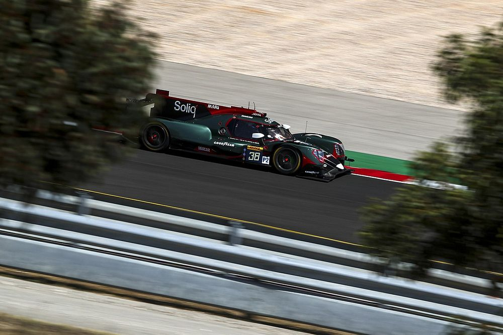 Portimao WEC: Da Costa's Jota LMP2 fastest in FP1 ahead of Alpine