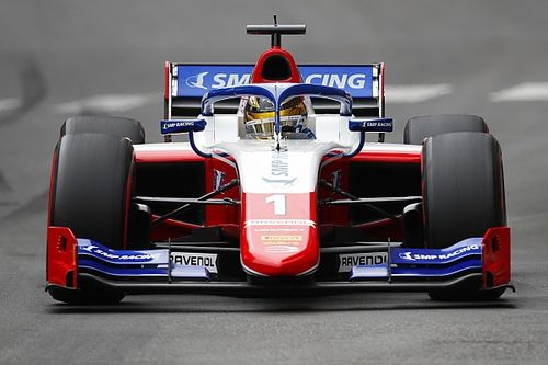 Шварцман стал 10-м в квалификации Формулы 2 в Баку