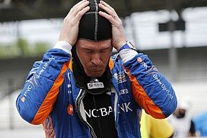 Dixon admits he still gets nervous before Indy 500 qualifying