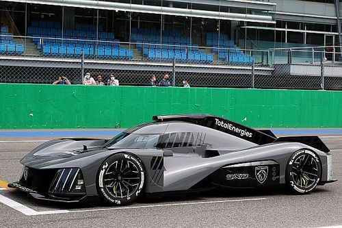 Peugeot confident of racing 9X8 Le Mans hypercar without rear wing