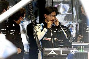 F1: Zhou ganha força para conseguir vaga na Alfa Romeo em 2022