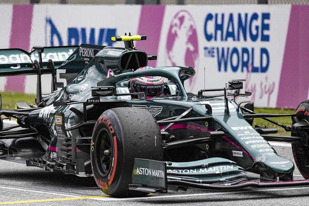 """Vettel az 5. helye után: """"Nincsenek illúzióim!"""""""