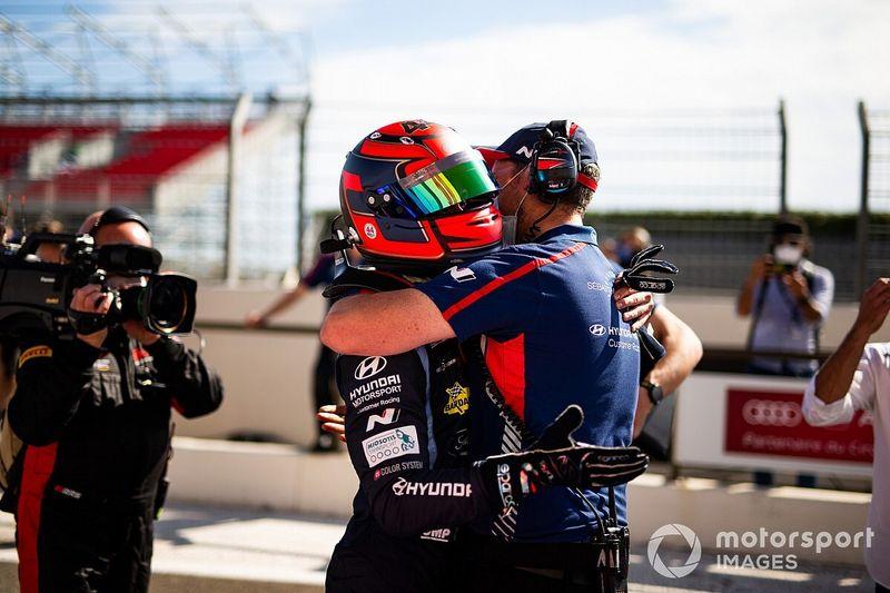 """Jelmini, primo podio in TCR Europe: """"Contento a metà, ma va bene"""""""