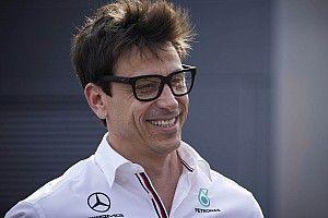 Mercedes F1-teambaas Wolff: In 2020 vaak gedacht aan stoppen