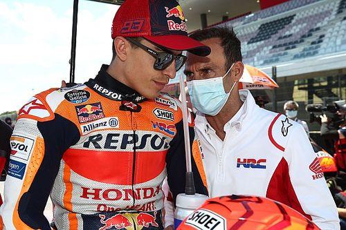 """Puig: """"Marquez ha sofferto a Misano, ha lottato col dolore"""""""