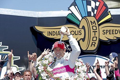 "Indy 500 winner Castroneves: ""The older guys still get it"""