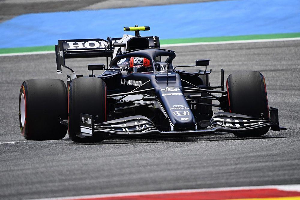 """Gasly: """"Leclerc'i suçlamak kaybettiğim puanları geri getirmeyecek"""""""