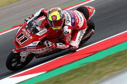 Moto3, Stiria, Libere 1: Garcia con GasGas precede Acosta
