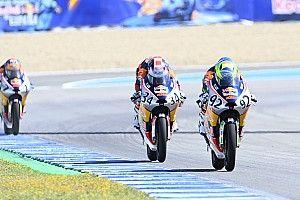 Hasil Race 1 Rookies Cup Italia: Mario Aji Urung Podium