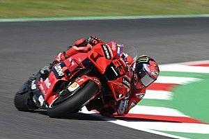 Mugello MotoGP: Bagnaia puts Ducati on top in FP2