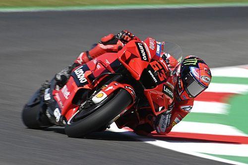 MotoGP, Mugello, FP3: Bagnaia si ripete con record!