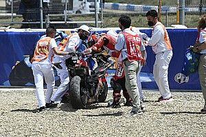MotoGP: i piloti discutono la sicurezza della pista di Jerez