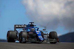 Sainz y Alonso se meten entre los mejores de la FP2 en Portugal