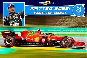 "Podcast, Bobbi: ""SF21, una Ferrari valida ovunque"""