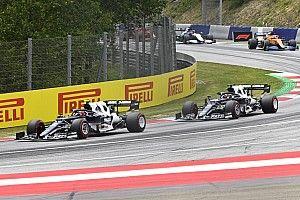 アルファタウリ・ホンダ、オーストリアGPは厳しいレースに。角田裕毅「難しい1日だった」