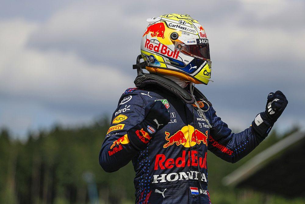 Course - Verstappen seul au monde, Norris prive Hamilton du podium