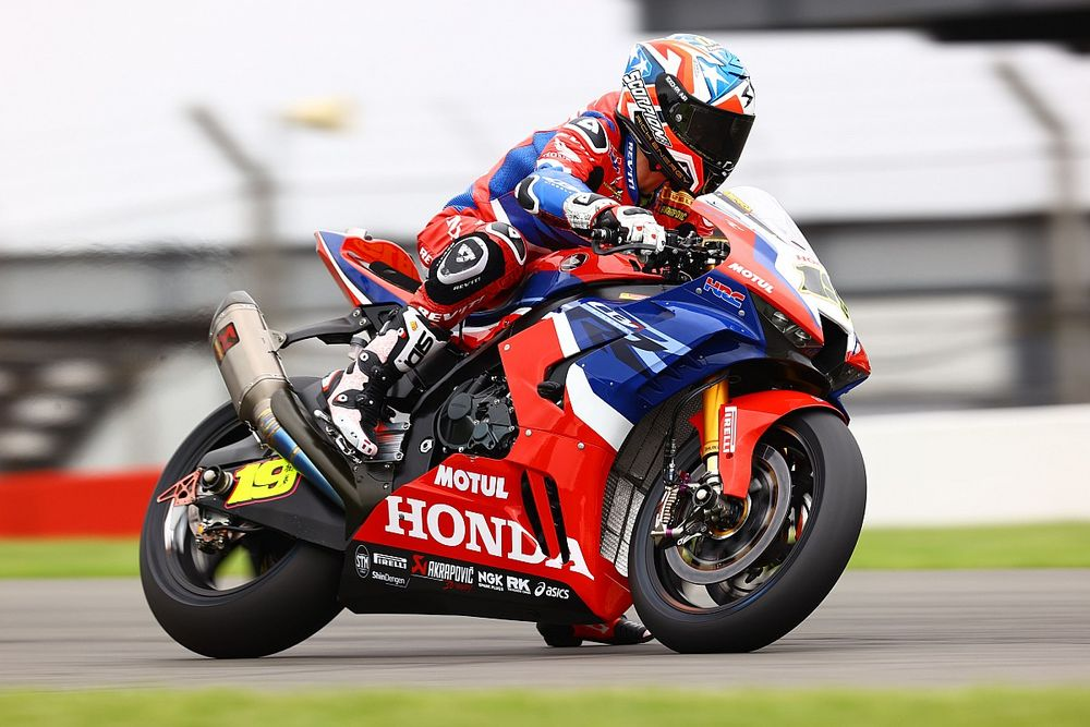 Bautista Geram Honda Tak Buat Peningkatan Besar
