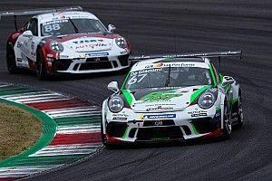 Carrera Cup Italia, Mugello: De Giacomi da capogiro in Michelin Cup