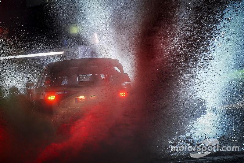 Fotogallery WRC: la tappa 2 del Rally del Galles Gran Bretagna