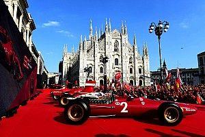 Video, 90 anni di emozioni: la grande festa Ferrari a Milano