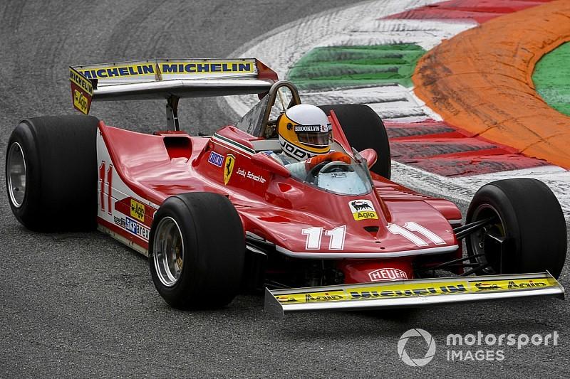 40 лет после титула. Шектер вновь сел за руль чемпионской Ferrari