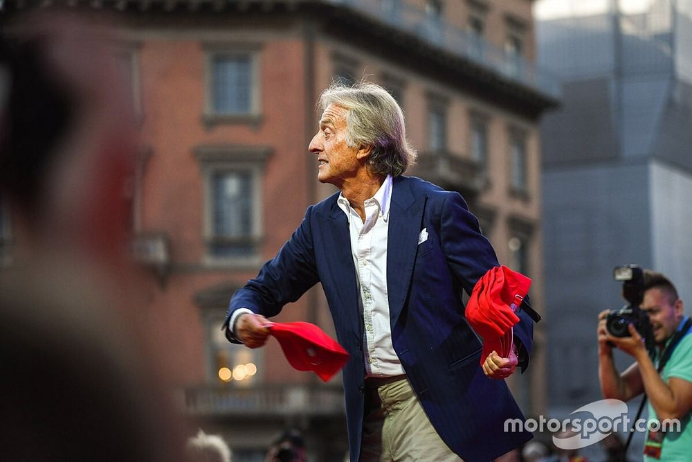 "Montezemolo critica a Ferrari: ""Binotto está demasiado solo"""