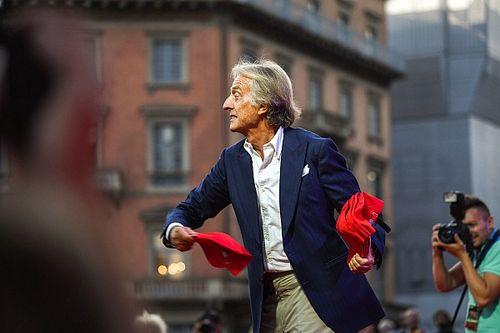 "Ex-presidente, Montezemolo critica Ferrari: ""Esta temporada está perdida"""