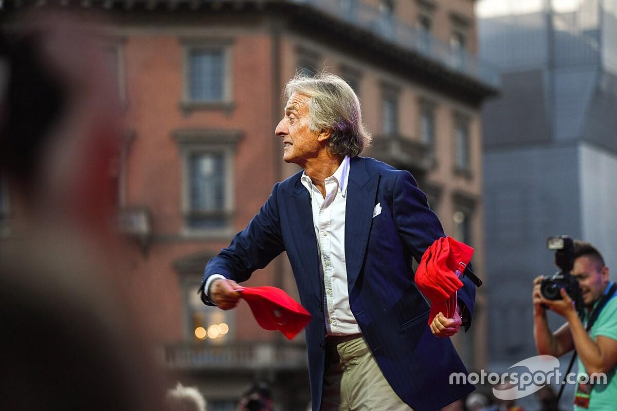 """Montezemolo critica a Ferrari: """"Esta temporada está perdida"""""""