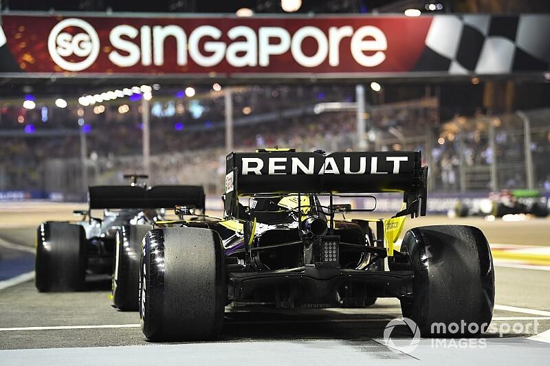"""Renault pilotları: """"İyi durumdayız"""""""
