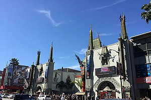 Formuła 1 odwiedzi Hollywood