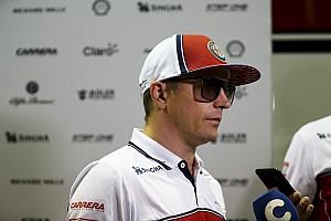 """Räikkönen: """"Remélem, 50 évesen már nem leszek a Forma-1-ben"""""""