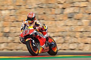 EL2 - Attaque groupée des Yamaha, mais Márquez garde l'avantage