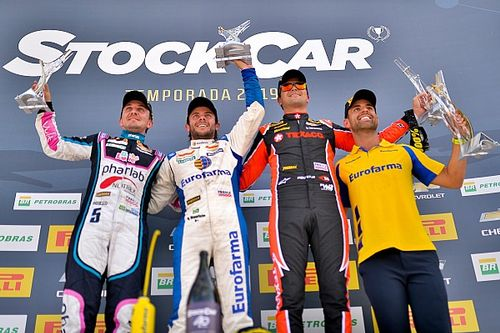 Santa Cruz do Sul Stock Car: Piquet and Barrichello star