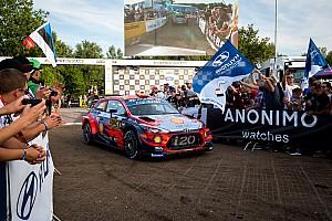 WRC: penalizzati Sordo e Lappi. Neuville e Ogier recuperano punti