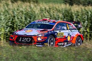 WRC, Rally Germania, PS8: la stage a Sordo. Neuville vede Tanak!