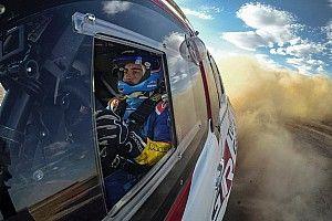 Алонсо остался четвертым после второго дня ралли в Аравии