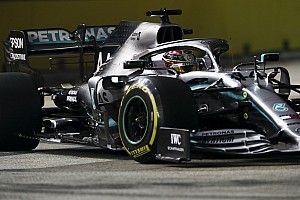 Hamilton supera a Verstappen en la 2° práctica