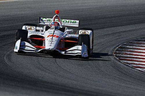 Herta sai na frente na etapa decisiva de Laguna Seca