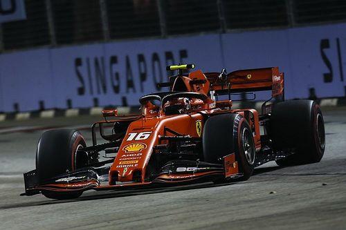 """وولف يتوقّع """"صعوبة بالغة"""" في التقدّم على فيراري في سنغافورة"""