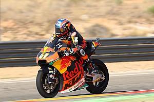 Moto2アラゴン決勝:ビンダーが今季2勝目。マルケス3位でランク首位維持