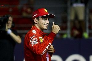 Singapore GP: Starting grid in pictures
