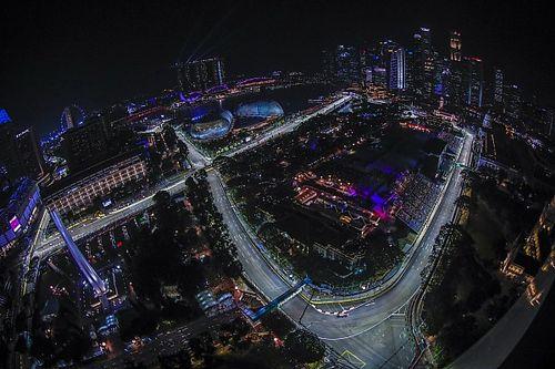 Ergebnis: Formel 1 Singapur 2019, Qualifying